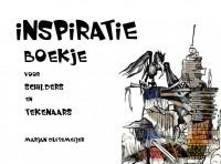 Inspiratie boekje voor schilders en tekenaars