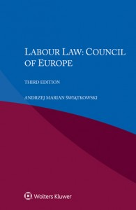 Labour Law: Council of Europe