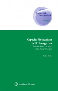 Capacity Mechanisms in EU Energy Law