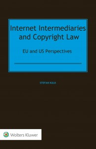 Internet Intermediaries and Copyright Law