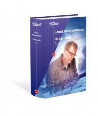 Van Dale Groot woordenboek Nederlands-Duits
