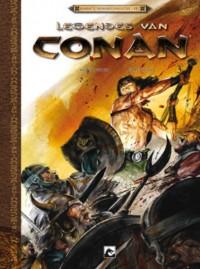 Robert E Howard Collectie Legendes van Conan 3 Geboren op het slagveld