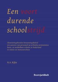 Een voortdurende schoolstrijd