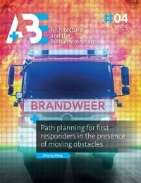 Path planning for first responders in the presence of moving obstacles