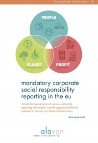 Mandatory Corporate Social Responsibility Reporting in the EU