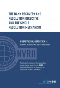 The Bank Recovery and Resolution Directive and the Single Resolution Mechanism