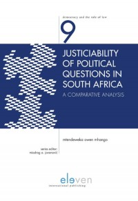 Justiciability of Political Questions in South Africa