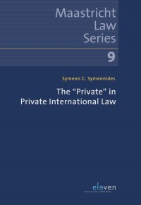 The 'Private' in Private International law