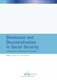 Devolution and Decentralisation in Social Security