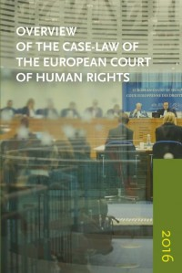 Overview of the Court's Case-Law 2016