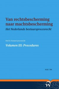 Volume III: Procedures