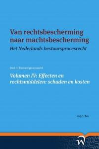 Volume IV: Effecten en rechtsmiddelen: schaden en kosten