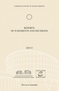 Reports of Judgments and Decisions 2015-I