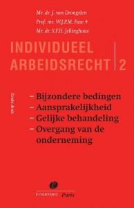 Serie Individueel Arbeidsrecht Bijzondere bedingen aansprakelijkheid gelijke behandeling overgang van de onderneming