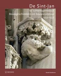 bouwsculptuur De Sint-Jan te S'Hertogenbosch