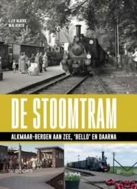 De stoomtram Alkmaar-Bergen aan Zee