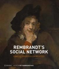 Rembrandts social network