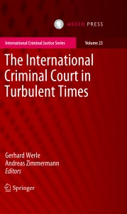 The International Criminal Court in Turbulent Times