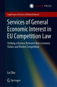 Services of General Economic Interest in EU Competition Law