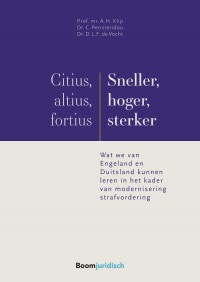 Citius, altius, fortius – Sneller, hoger, sterker