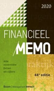 Financieel Memo 2020
