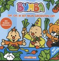 Bumba : kartonboek met flapjes - bordje leeg