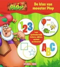 Plop : educatief boek - De klas van meester Plop