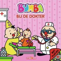 Bumba : kartonboek - Bij de dokter