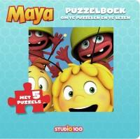 Maya : puzzelboek