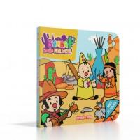 Bumba : kartonboek - Bumba in de Far West