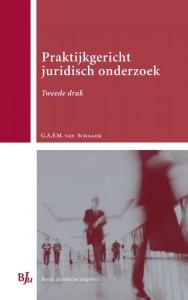 Boom Juridische studieboeken Praktijkgericht juridisch onderzoek
