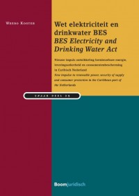 Wet elektriciteit en drinkwater BES / BES Electricity and Drinking Water Act