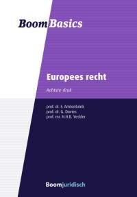 Boom Basics Europees recht
