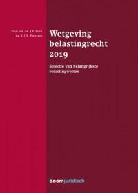 Wetgeving belastingrecht 2019