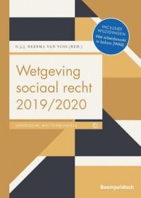 Wetgeving sociaal recht 2019/2020