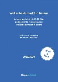 Tekstuitgave Wet Arbeidsmarkt in Balans
