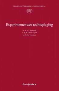 Experimentenwet rechtspleging