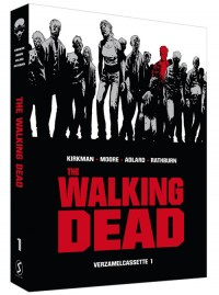 The Walking Dead verzamelbox 1 + softcover 1 t/m 4