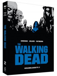 The Walking Dead verzamelbox 2 + softcover 5 t/m 8