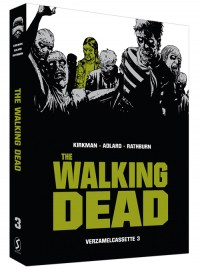 The Walking Dead verzamelbox 3 + softcover 9 t/m 12
