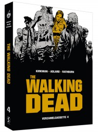 The Walking Dead SC cassette 4