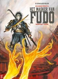 Het masker van Fudo