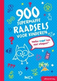 900 supermaffe raadsels voor kinderen