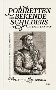 Portretten van bekende schilders uit de Lage Landen