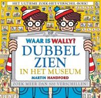 Waar is Wally? Dubbel zien in het museum!