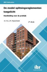 De model-splitsingsreglementen toegelicht (2e druk)