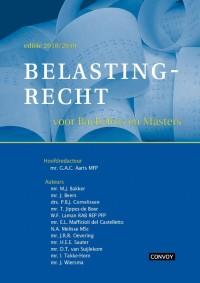 Belastingrecht voor Bachelors en Masters 18/19 Theorieboek