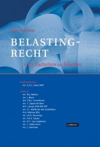 Belastingrecht Bachelors Masters 2019-2020 Theorieboek