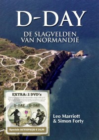 D-Day + 2 DVD's