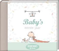 Memorybooks by Pauline Baby's eerste jaar